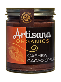 Cashew Cacao Spread (8oz)  Cacao & Cashew Butter Decadence