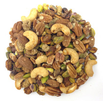 "Organic Raw Spicy ""Santa Fe"" Trail Mix"