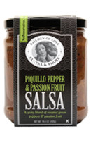 Cucina & Amore Piquillo Pepper And Passion Fruit Salsa 14.8 Oz. Pack Of 6