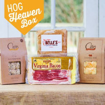 Hog Heaven Box: Biscuits + Bacon + Sausage