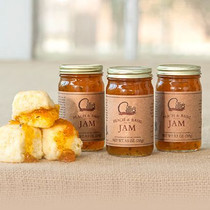 Sallie's Greatest Peach Basil Jam