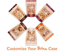 CUSTOM CASE - BITES (CASE OF 6) - The Gluten Free Bar
