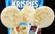 Rice Krispie Treat Lollipops - Seven Included