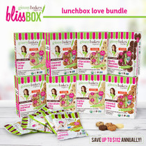 Lunchbox Love Box - ginny bakes organics