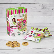 chocolate chip love | minis 6 pack - ginny bakes organics