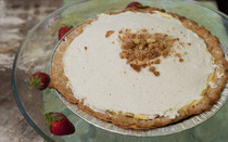 Peanut Butter Pie - 9""