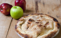Harvest Apple Pie - 9""