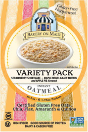 Instant Oatmeal Variety Pack