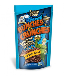 Bunches of Crunches Coconut Cacao