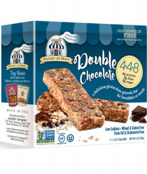 4.4.8 Double Chocolate Granola Bars
