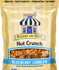 Blueberry Cobbler Nut Crunch Snack