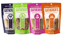 Small Bag Bundle - Four bags, you choose your granola flavors