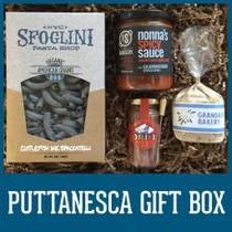 SFOGLINI'S PUTTANESCA GIFT BOX