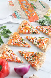 Sprouted CA Style Pizza Bread Original - (12 each)