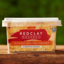 Red Clay Gourmet Hickory Smoked Cheddar Pimento Cheese