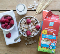 CA Whole Wheat Breakfast Cereal, 2-pack - Back to the Roots