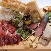 Gourmet Meat and Salami Platter