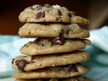 Vegan Chocolate Chip Cookies (GF) - 2 Dozen