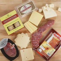 Essential Cheese and Charcuterie Assortment