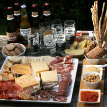 Ultimate Game Day Party Planner Charcuterie