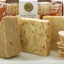 Collection of English Cheddar Cheeses