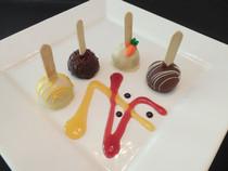Cake Pop Assortment - 45 pieces per tray
