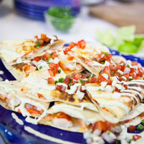 Lobster Quesadilla - includes 8 per tray