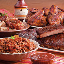 BBQ SUPER SAMPLER - Jack Stack Barbecue