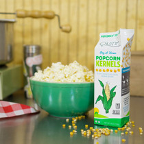 Pop at Home Popcorn Kernels, Unflavored, 28 Ounce, 3 Count