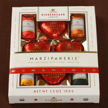 Marzipanerie - Chocolate Covered Mazipan by Niederegger