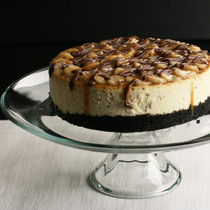Bananas Foster Cheesecake - 9 inch (Serves 8-10)