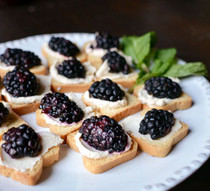 Mini Toasts from France - 36 pieces