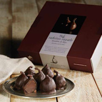 Rabitos - Chocolate Covered Figs With Truffle Liqueur- 9 piece box