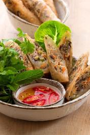 Roast Pork Spring Rolls - 50 pieces per tray