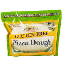 Gluten Free Pizza Dough Balls - 6 per case, 14 oz each