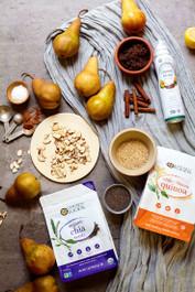 Bulk Organic Chia Seeds 5 lb.