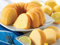 Key Largo Lemon Cake
