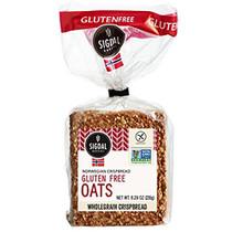 Sigdal Bakeri Gluten Free Oats Wholegrain Crispbread 1 bag