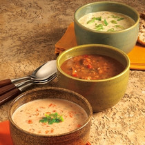 Chowder & Soup Sampler - Buy 3, Get 1 FREE