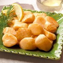 Alaskan Weathervane Smoked Scallops - 4 oz