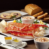 King Crab Dinner for Two