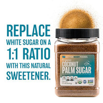Organic Coconut Sugar (1.5 lbs)