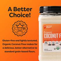 Organic Coconut Flour - 2.25 lbs