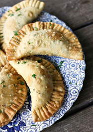 Shepherd's Pie Empanadas - 35 pieces per tray