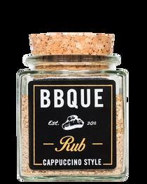 BBQUE Cappuccino Rub