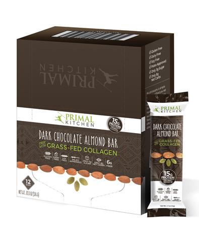 Primal kitchen dark chocolate almond bars 12 pack for Primal kitchen restaurant