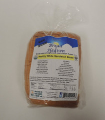 Organic Healthy White Sandwich Bread - Sliced