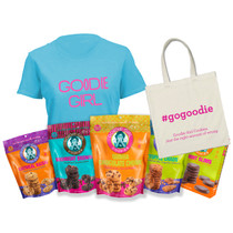 Goodie Girl Cookies™   GoGoodie Gift Bag