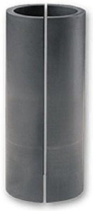 """A.W. Chesterton Company 015135 Type 5100 Split Carbon Sleeve for Stuffing Box, 2.562"""" x 0.375"""" x 4.000"""" x 0.406"""