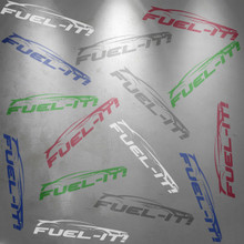 "8"" Fuel-It! Stickers"